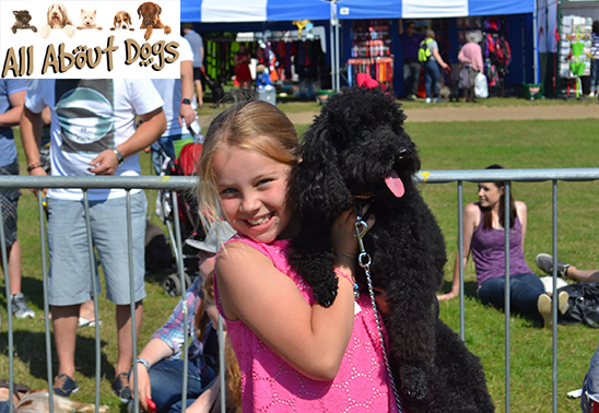 Win a family ticket to All About Dogs!