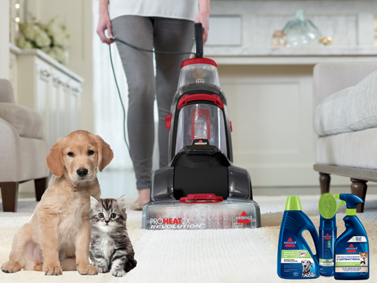Win a Bissell cleaning bundle!