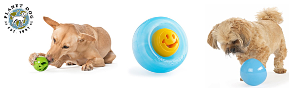 Win a toy bundle from Planet Dog!