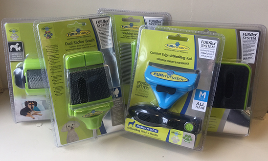 Win a FURminator FURflex deShedding Kit with four attachments!