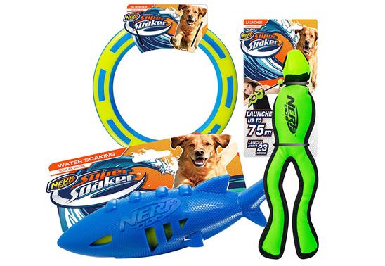Win a Nerf Dog Super Soaker bundle!