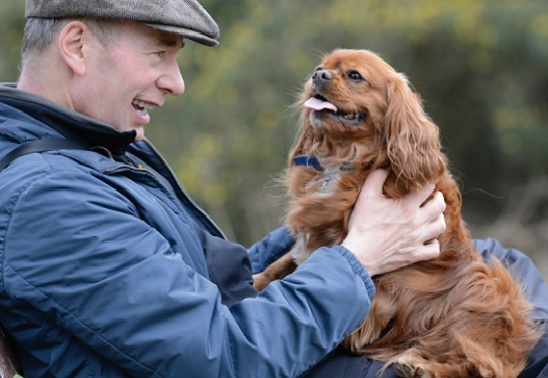 Tony Parson tells us all about his passion for pets