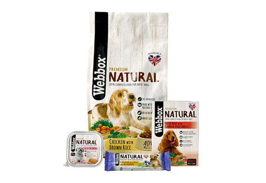 Win a hamper full of delicious food and treats treats for your dog!